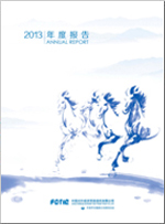 Company brochure in the 2013